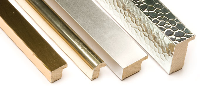 LPM picture-frames: Aluminium