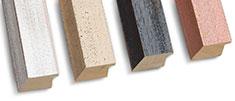LPM picture-frames: Plaster